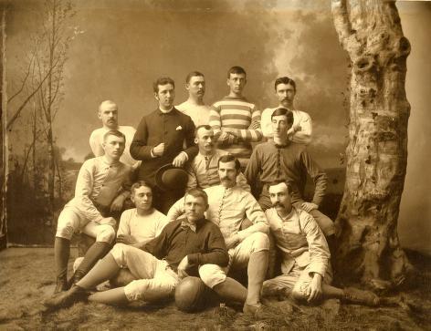 George Schemm | gobluefootballhistory.com