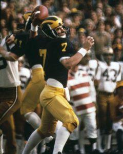Rick Leach 1977 | bigbluefootballhistory.com