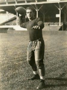 Harry Newman 1930 | bigbluefootballhistory.com